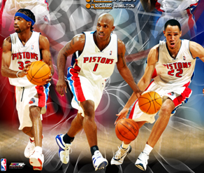 official photos ddf21 73081 3 NBA Championships in  1989, 1990, 2004. pistons